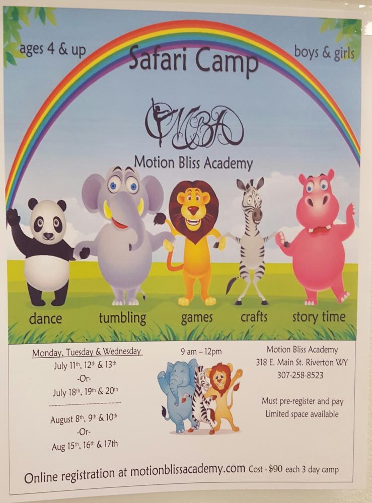 safari camp for web page
